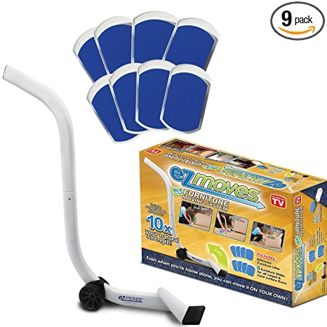 Amazon Allstar Innovations EZ Moves Furniture Moving Pads Classy In Home Furniture Movers Ideas Collection