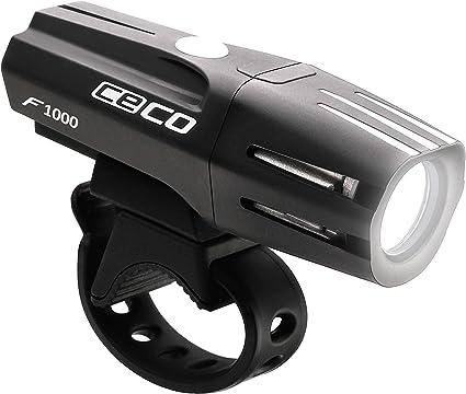 1000 Lumen USB Rechargeable Bike Bicycle Headlight-Front light Waterproof-3modes