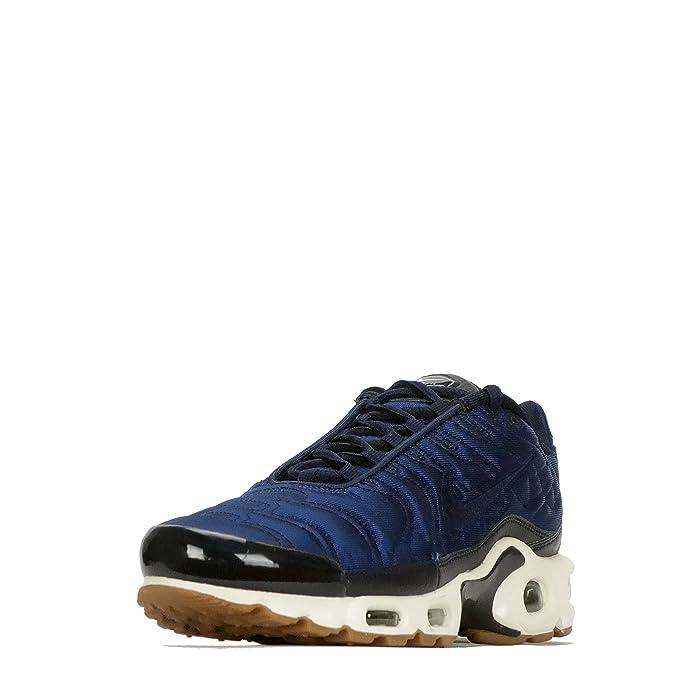 official photos 9e528 fefb7 Nike Air Max Plus Premium Baskets  Amazon.fr  Chaussures et Sacs