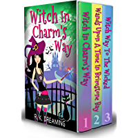 Witches Of Brimstone Bay Cozy Mysteries: Books 1-3