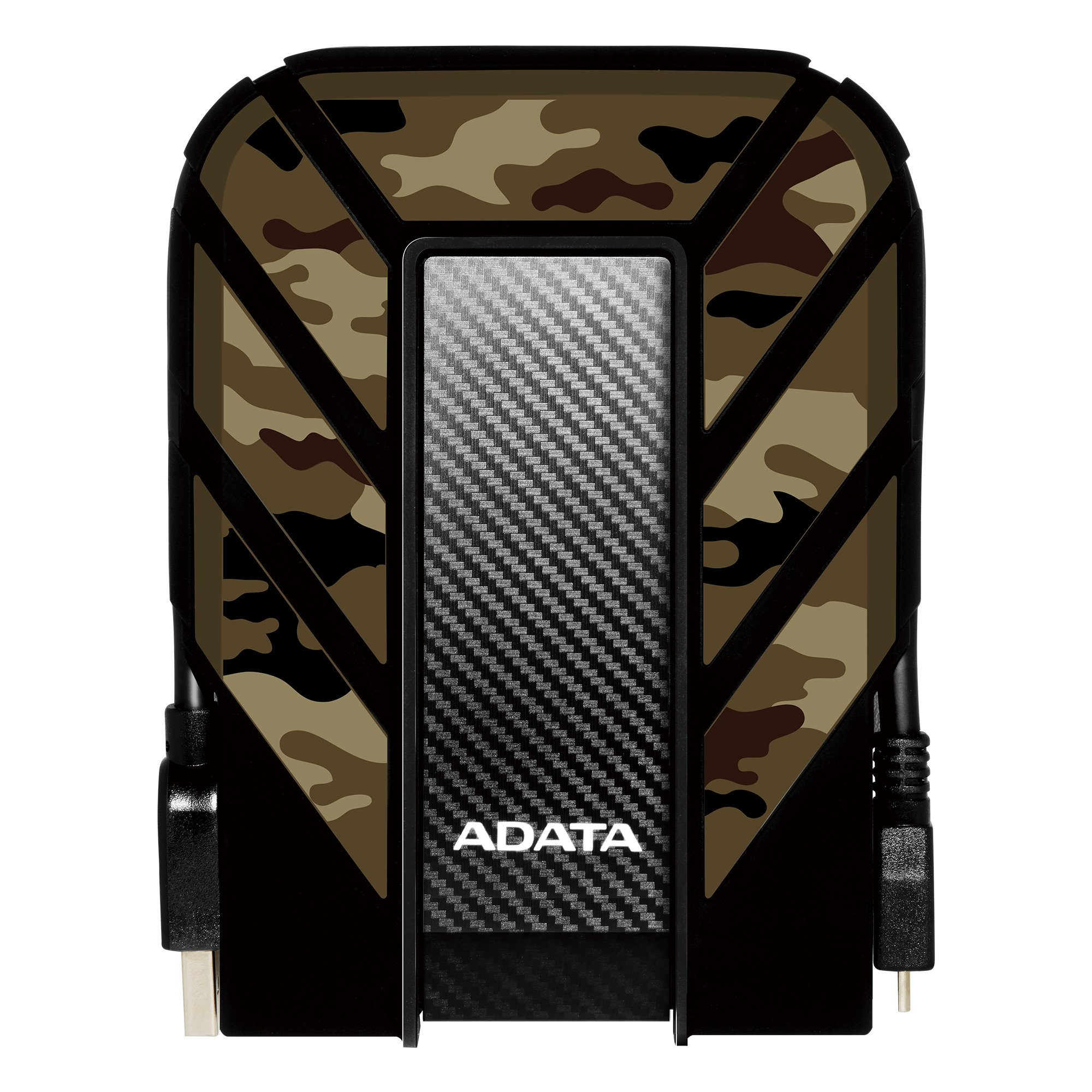 ADATA HD710M Pro 1TB USB 3.2 Rugged Waterproof/Dustproof/Shockproof External Hard Drive AHD710MP-1TU31-CC (Camouflage)
