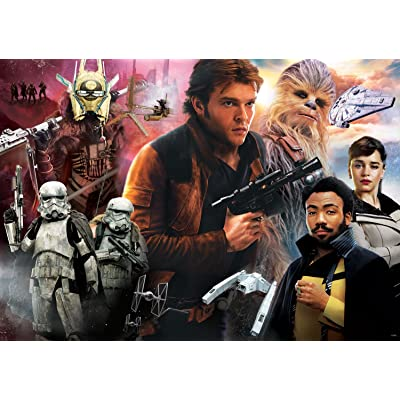 Star Wars - Scoundrels & Smugglers - 300 Large Piece Jigsaw Puzzle: Toys & Games