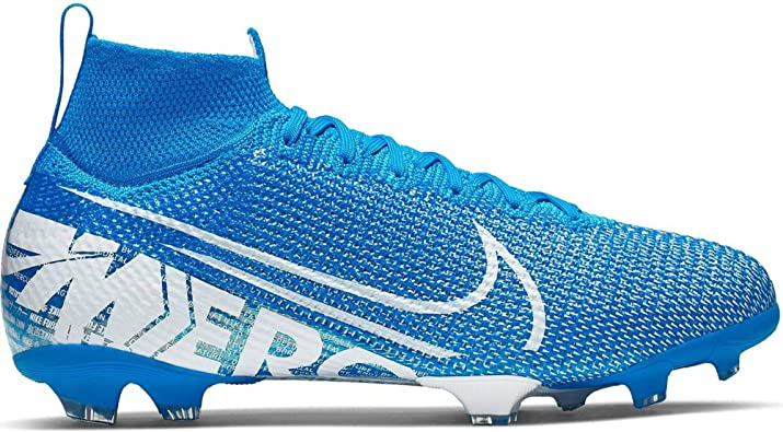Aleta Descarga maldición  Nike Youth Mercurial Superfly 7 Elite Firm Ground Soccer Cleats: Amazon.ca:  Shoes & Handbags