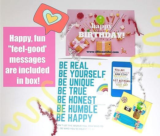 Amazon.com: Caja de cumpleaños para tweens: Beauty