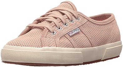 ba91a5057f5 Superga Women s 2750 Perfleaw Fashion Sneaker Pink 36 EU 6 ...