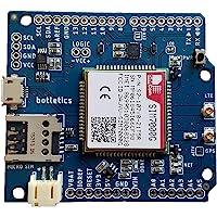 Botletics SIM7000 LTE CAT-M1 NB-IoT Cellular GNSS Arduino Shield with Antenna (SIM7000G)