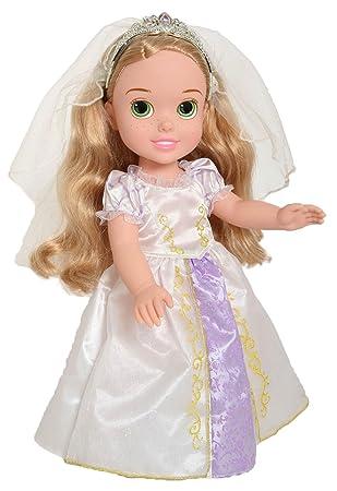 Disney Princess Rapunzels Wedding Dress Toddler Doll