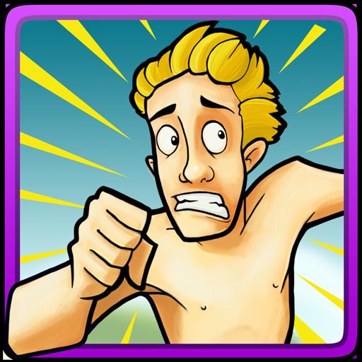 Streaker Run - Run Nudist