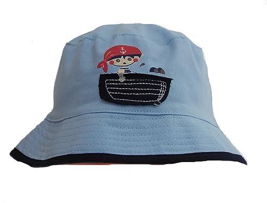 Générique 1 bob - chapeau - bébé - garçon - pirate - taille 45-47 ou ... 7cfceb8de17