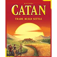 The Settlers of Catan Asmodee Board Game