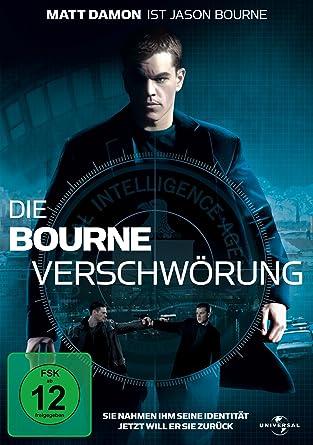 Die Bourne Verschwörung [Alemania] [DVD]
