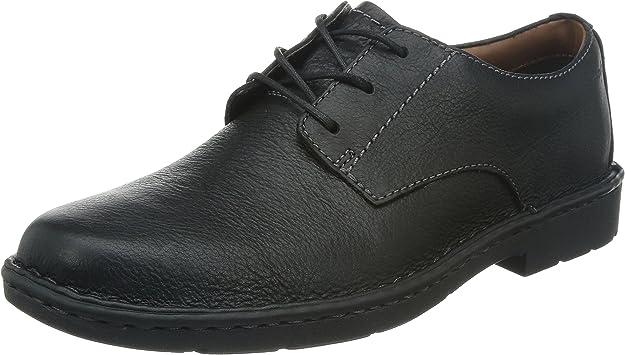 TALLA 39.5 EU. Clarks Stratton Way, Zapatos de Cordones Derby Hombre, Various