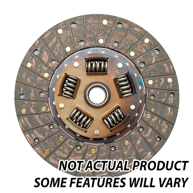 Centerforce 384212 Clutch Disc