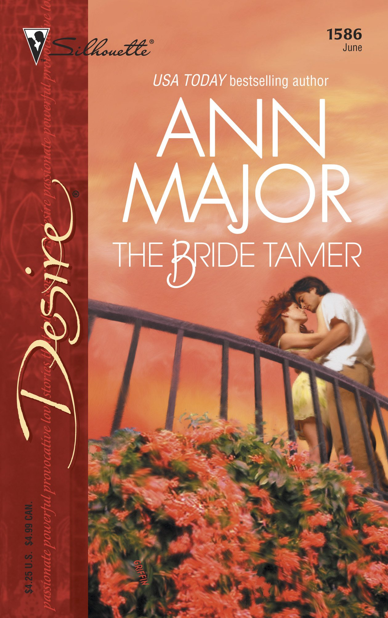 Read Online The Bride Tamer (Harlequin Desire) PDF