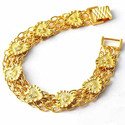 Pulsera Oro amarillo de 18kt  https://amzn.to/2z3WmN9