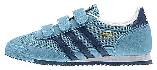 premium selection 8ec3c d8ec0 adidas Dragon CF C, Zapatillas de Deporte para Niños, Azul  (AzuvapAcetecFtwbla), 28 EU Amazon.es Zapatos y complementos