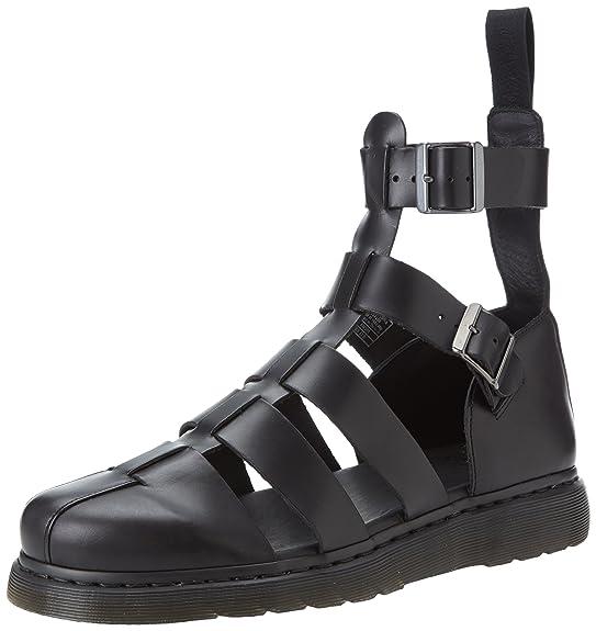 4 opinioni per Dr. Martens GERALDO Brando BLACK, Scarpe con cinturino alla caviglia