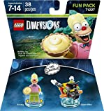 Warner Bros Lego Dimensions Simpsons Krusty Fun Pack - Simpsons Krusty Fun Pack Edition
