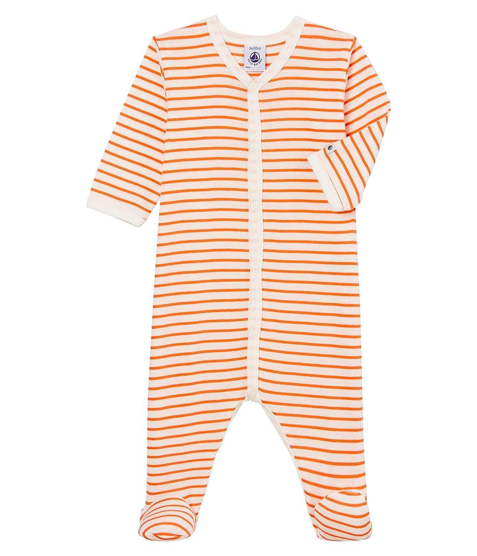 Petit Bateau Baby-Jungen Schlafstrampler Bent