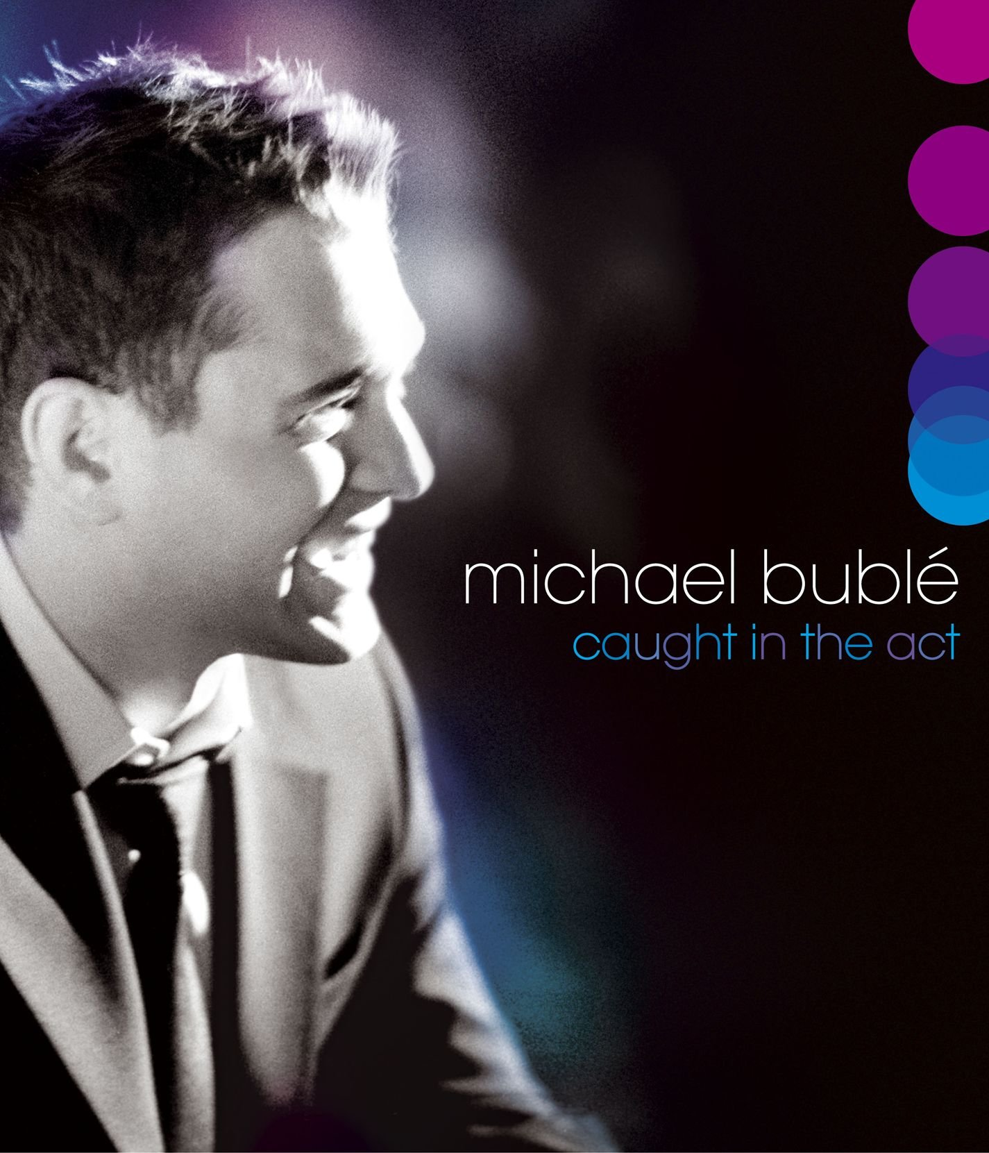 Blu-ray : Michael Buble - Caught in the Act (Blu-ray)