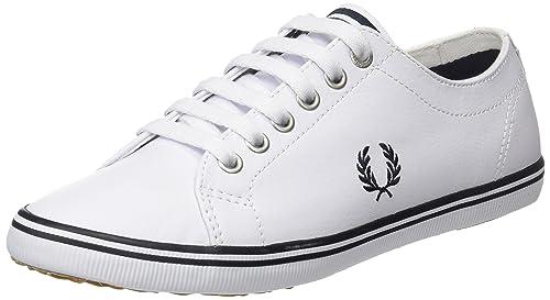 Fred Perry Kingston Leather, Zapatos de Cordones Oxford para Hombre: Amazon.es: Zapatos y complementos