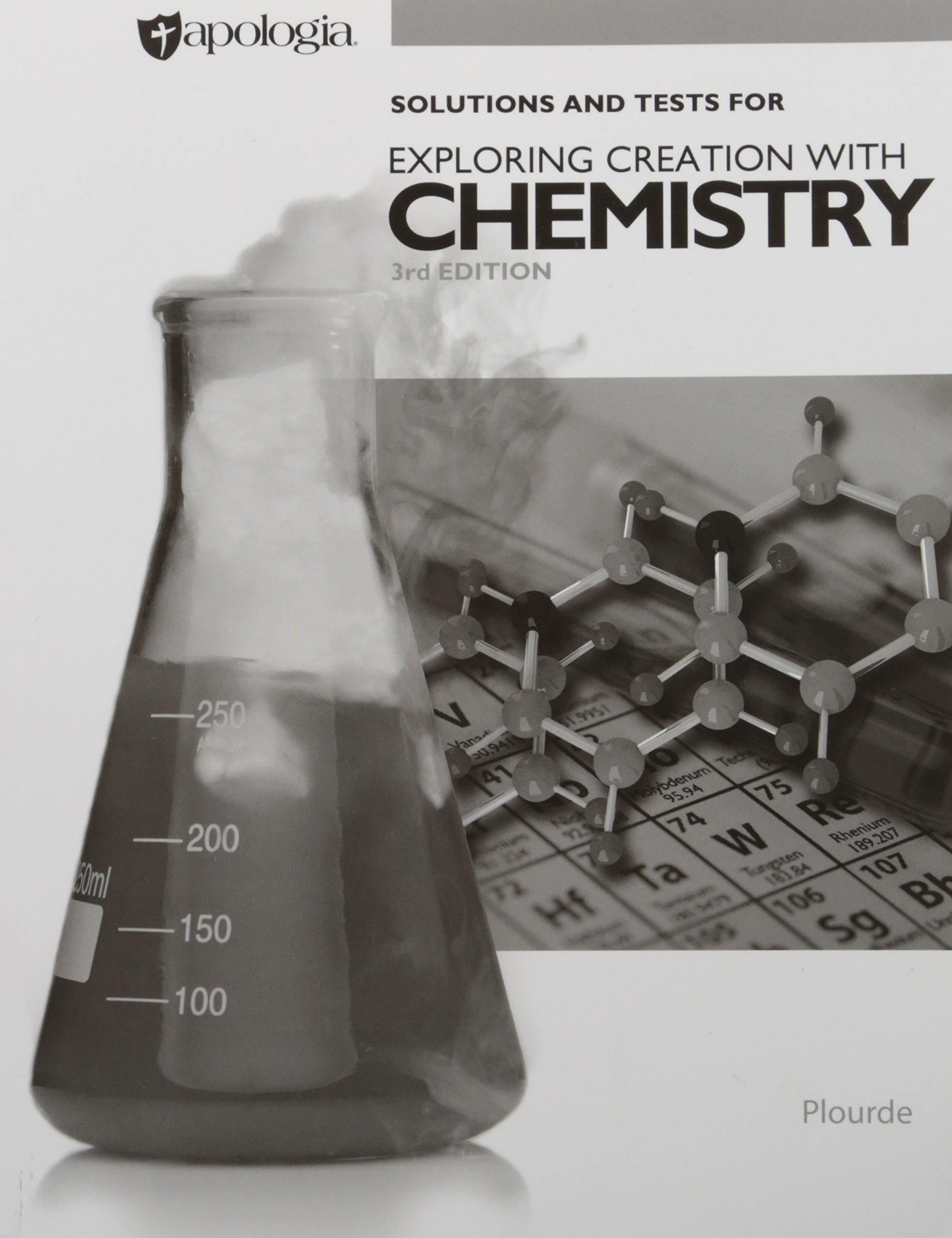 Exploring creation with chemistry 3rd edition test and solutions exploring creation with chemistry 3rd edition test and solutions manual only kristy plourde 9781940110264 amazon books fandeluxe Image collections