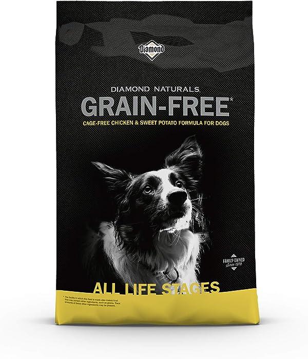 The Best Diamond Grain Free Dog Food