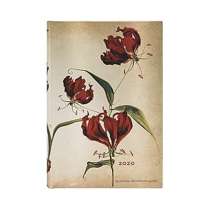 Paperblanks - Calendario de 12 meses 2020, diseño de corona ...