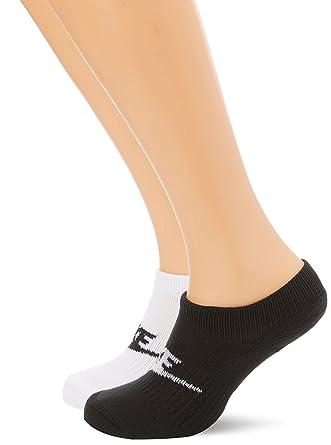 Nike NSW Mens 2ppk Futura No Show Pack 2 Pares de Calcetines, Hombre ...