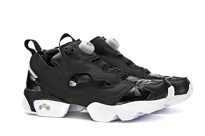REEBOK Women s Shoes Instapump Fury Hype Met Technical Sneakers 5 Black   Amazon.co.uk  Shoes   Bags 25f62b886