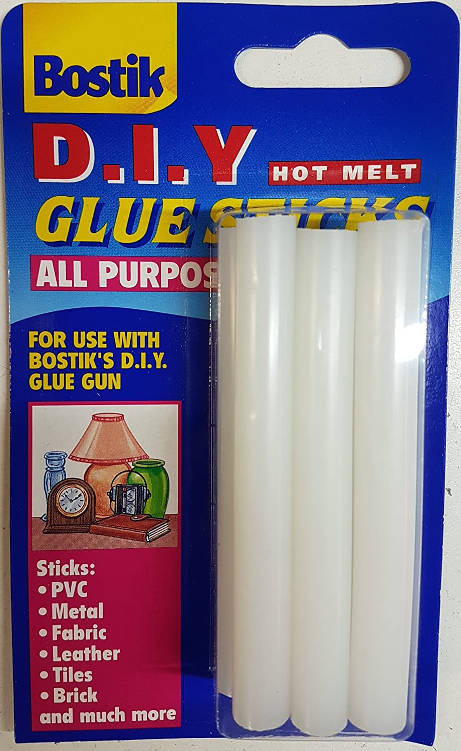 Bostik DIY All Purpose Glue Sticks BSTSGSAP 80712