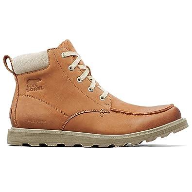 SOREL Men's Madson 6'' Waterproof Casual Boots