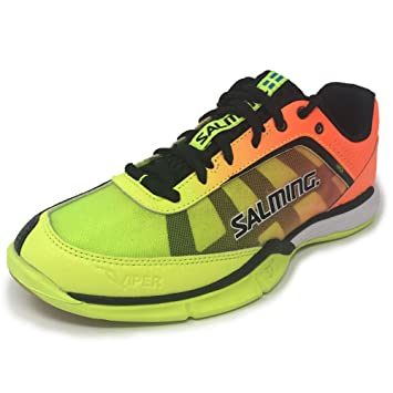 b1ce7ce42347 Amazon.com  Salming Mens Viper 4 Indoor Court Sports Shoes  Shoes