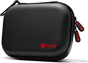 Kitgo Small First Aid Kit- Waterproof Compact Mini Emergency Trauma Kit for Home, Travel, Camping, Hiking, Vehicle, Workplace, Backpacking, Outdoors