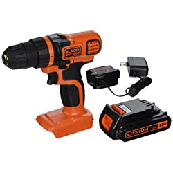 Cordless drill for the small user