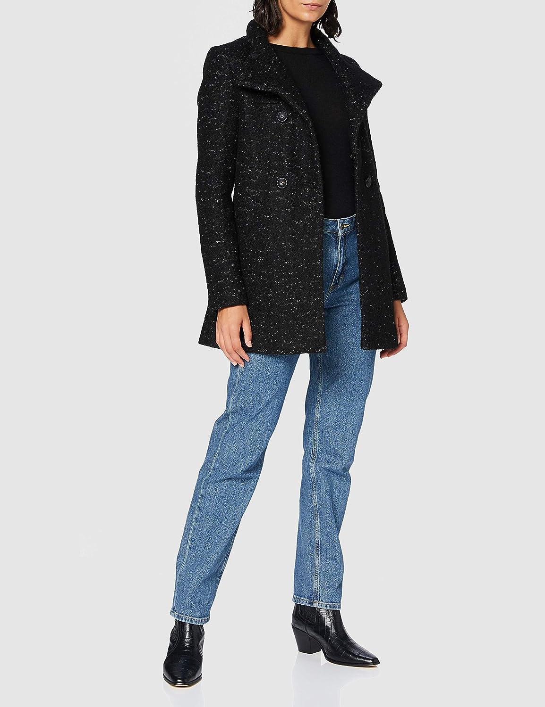 Only Onlnewsophia Wool Coat CC Otw Cappotto di Lana Donna