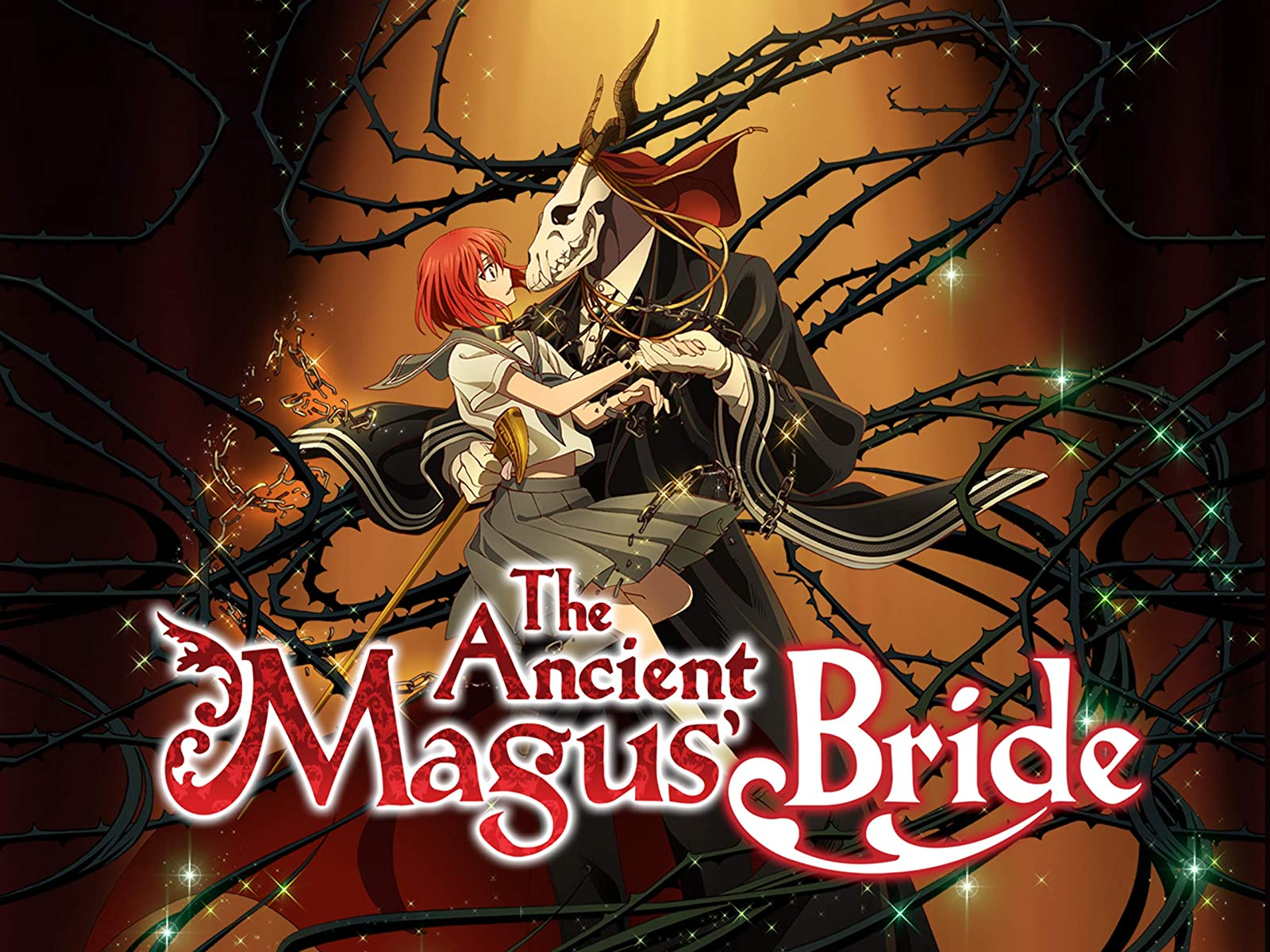 Watch The Ancient Magus Bride Pt 2 Prime Video