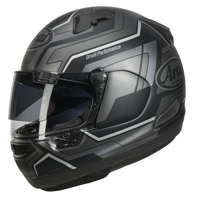 1503b797 Arai Qv-Pro Place Black Motorcycle Helmet: Amazon.co.uk: Car & Motorbike