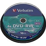 EVA DVD-RW 4.7GB 4X SPINDLEX10 SPINDLEX10
