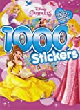 Disney Princess: Activity Book With 1000 Stickers