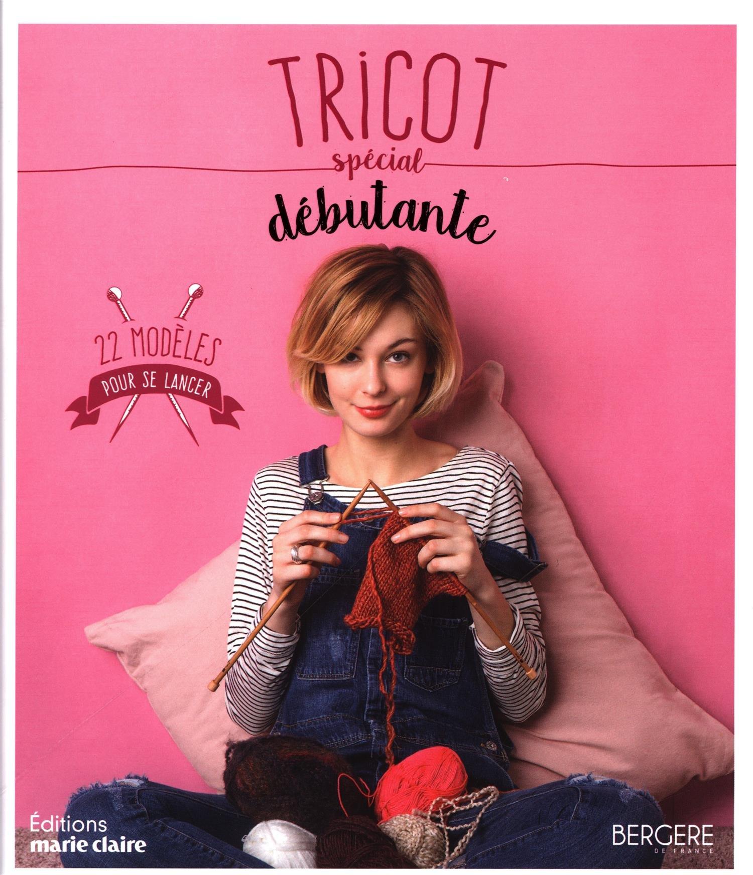 6ecd981a472 Amazon.fr - Tricot spécial débutante - Catherine Guidicelli ...