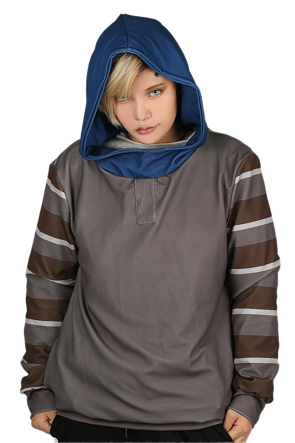 Creepypasta Ticci Toby Cosplay Costume hoodie jacket only