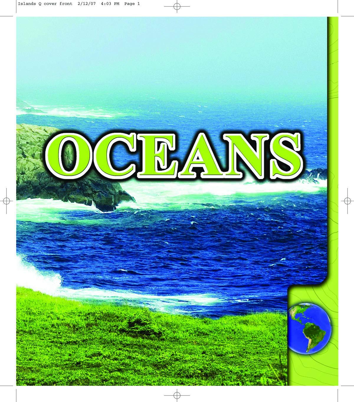 Download Oceans (Landforms) pdf epub