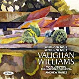 Vaughan Williams Symphonies 5 & 6