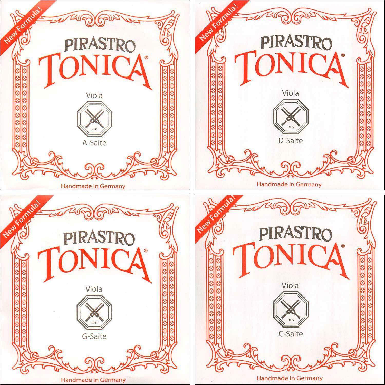 TONICA トニカ ビオラ弦 4弦セット   B00VFV43H4