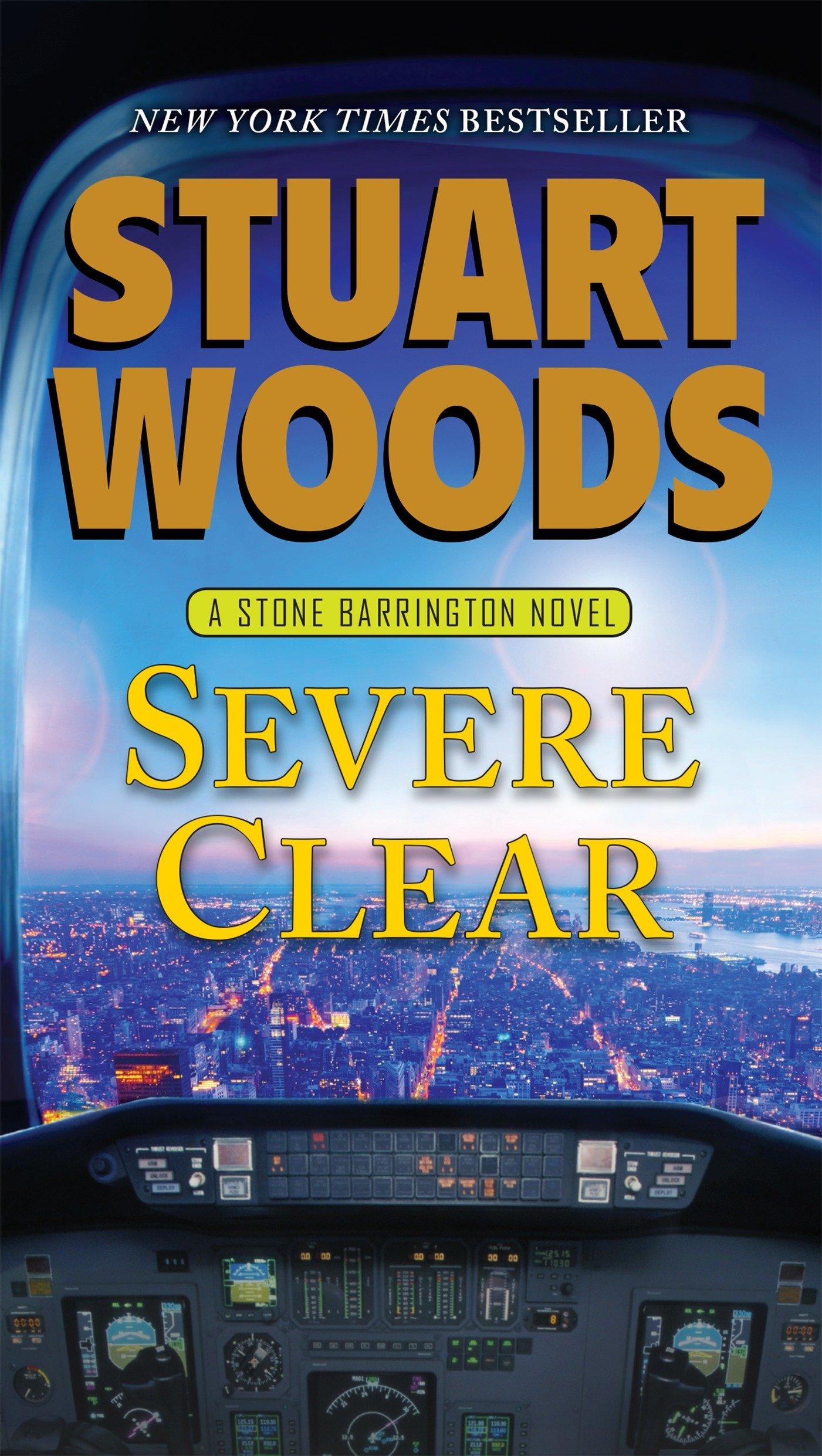 Severe Clear (A Stone Barrington Novel) PDF