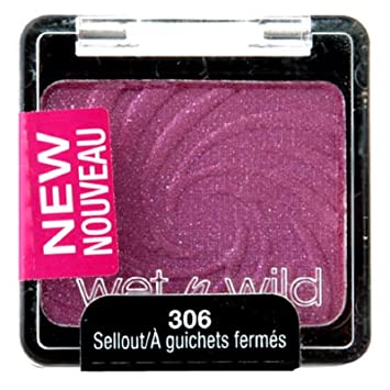 Amazon.com : Wet n Wild Color Icon Shimmer Eyeshadow Single 306 Sellout : Face Powders : Beauty
