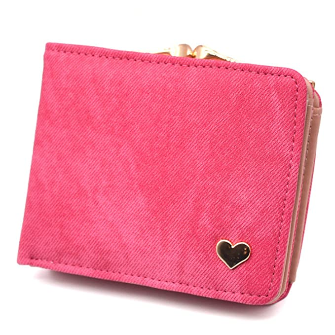 Nerefy New Woman Wallet Small Hasp Coin Purse For Women ...