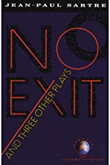 No Exit and Three Other Plays (Vintage International) Kindle Edition