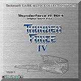 ThunderForce IV 2014 Technosoft GAME MUSIC COLLECTION VOL.5